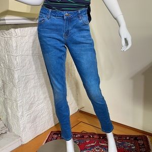 Harlow Mid Rise Skinny Jeans